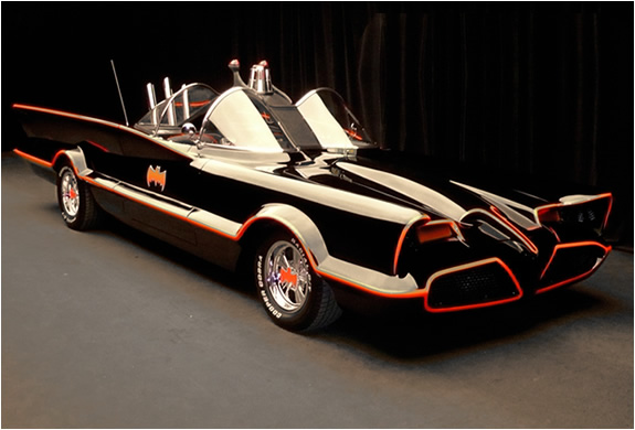 Jeep Grand Cherokee Trackhawk >> 1966 Batmobile Replica For Sale