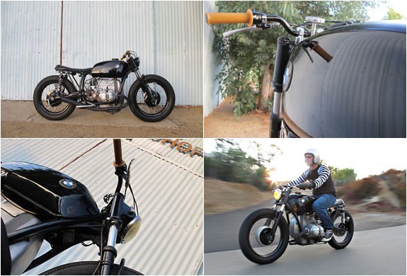 1973 Custom Built Bmw R60/5 Motorbike | Image
