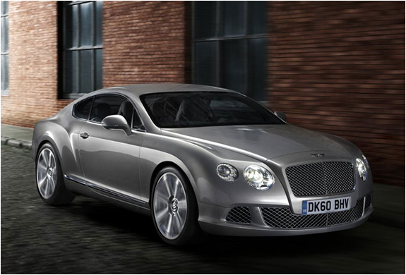 2011 BENTLEY CONTINENTAL GT | Image