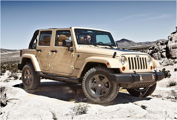2011 JEEP WRANGLER MOJAVE | LIMITED EDITION | Image