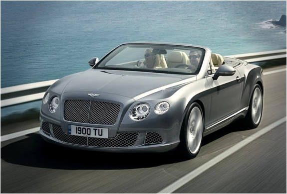 2012 BENTLEY CONTINENTAL GTC | Image