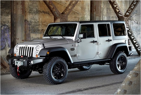 2012 JEEP WRANGLER CALL OF DUTY | SPECIAL EDITION | Image