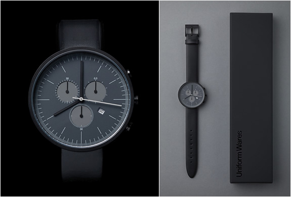 Minimalist 300 Series Watches | By Uniform Wares | Image