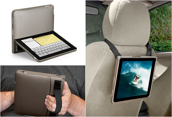 5-IN-1 IPAD CASE | BY BRENTHAVEN | Image
