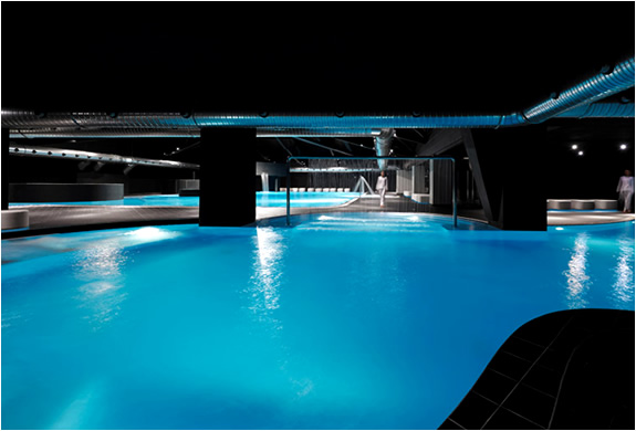 THE STUNNING AQUAGRANDA | EUROPES LARGEST WELLNESS CENTER | Image