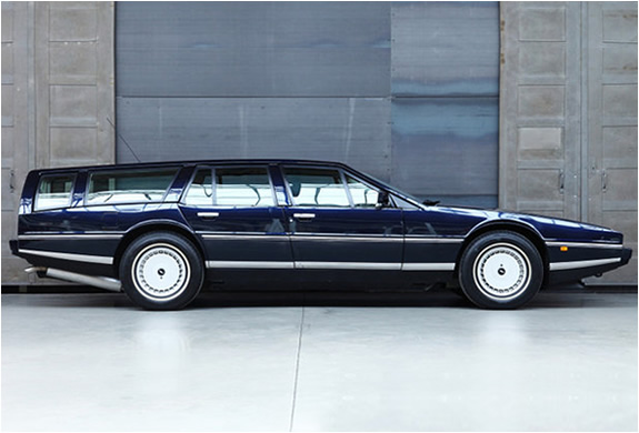 ASTON MARTIN LAGONDA SHOOTING BREAK | Image