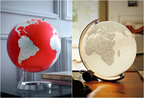 Contemporary Globes | By Atmosphere Newworld | Image