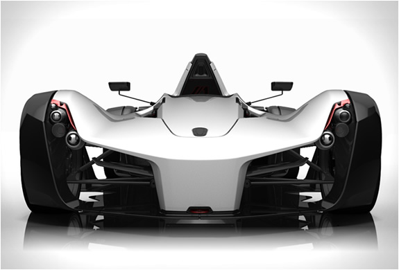 BAC MONO | ROAD LEGAL SPORTS CAR | Image