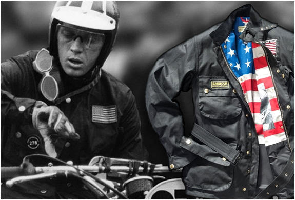 Steve Mcqueen Collection | By Barbour | Image