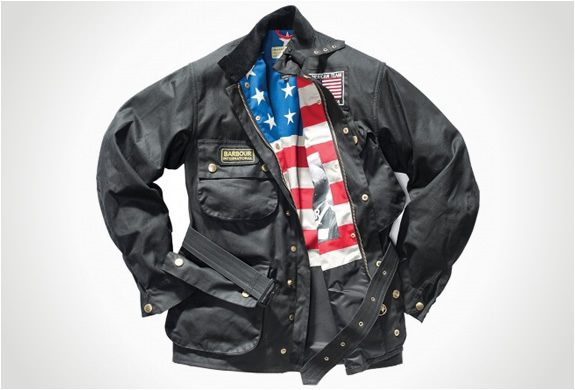 Steve Mcqueen Collection By Barbour