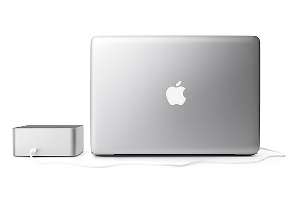 Bassjump | Portable Subwoofer For Macbook | Image