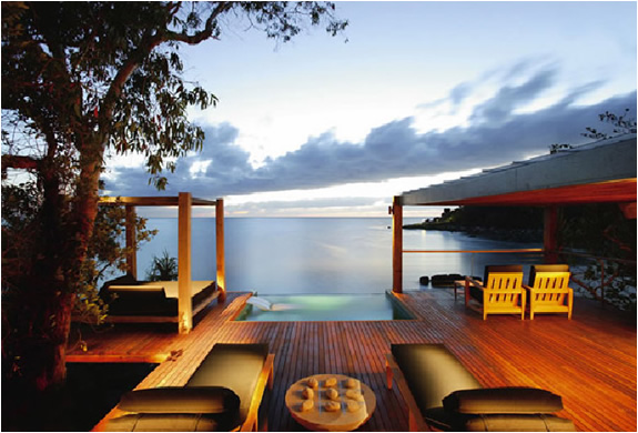 BEDARRA ISLAND LUXURY RESORT | GREAT BARRIER REEF AUSTRALIA | Image