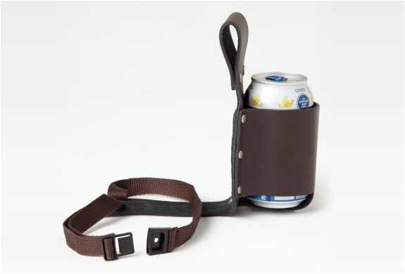 Leather Beer Holster img beer holster jpg