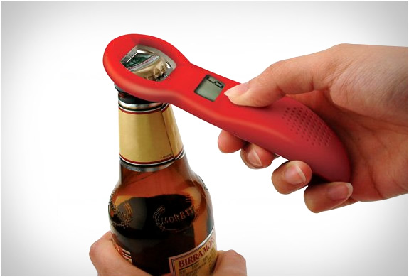 Beer Tracker | Counting Bottle Opener | Image