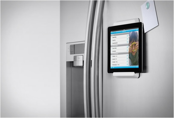FRIDGE MOUNT FOR IPAD 2 | BY BELKIN | Image