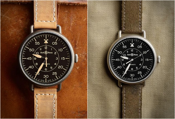 BELL & ROSS VINTAGE WW1 COLLECTION | Image