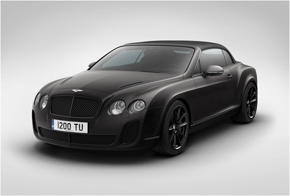 BENTLEY ICE SPEED RECORD | LIMITED EDITION | Image