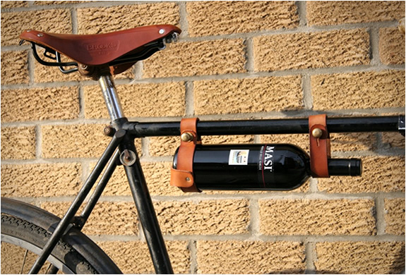 Bicycle Wine Rack | Image