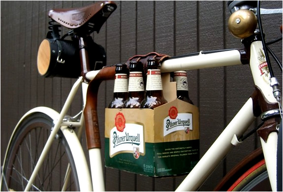 6 PACK HOLDER FOR YOUR BIKE | Image