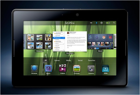 Blackberry Playbook | Image