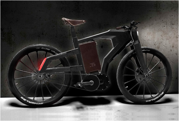 Blacktrail Bt-01 The $80,000 Electric Bicycle | Image