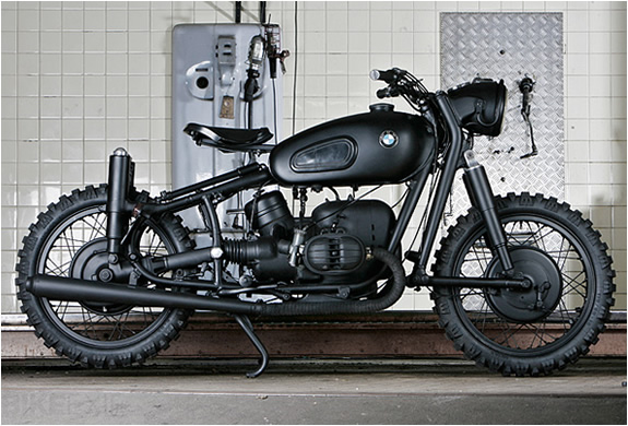 CUSTOM BUILT 1963 BMW | BY BLITZ MOTORCYCLES | Image