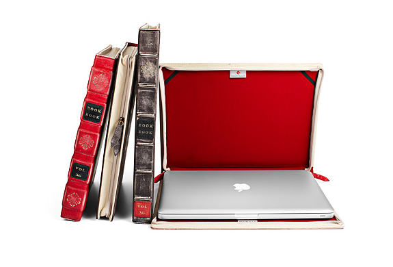 BOOKBOOK | HARDBACK LEATHER CASE FOR MACBOOKPRO | Image