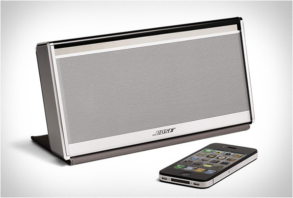 Bose Soundlink Wireless Mobile Speaker | Image