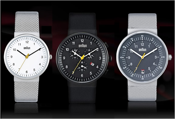 BRAUN WATCH COLLECTION | Image