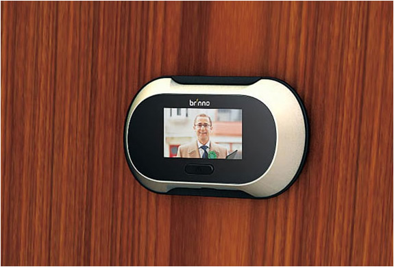 Digital Peephole Viewer | By Brinno | Image