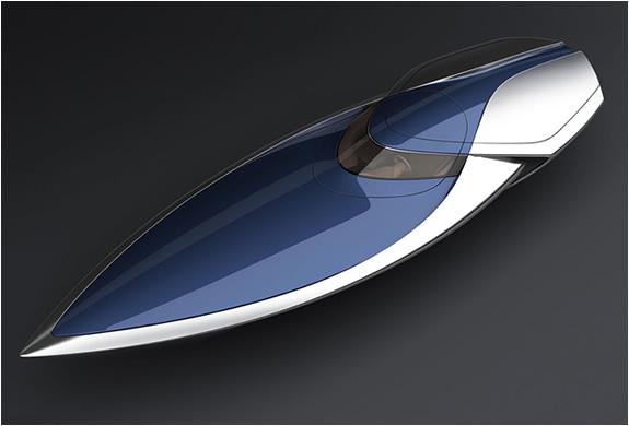 bugatti veyron sang bleu speedboat concept. Black Bedroom Furniture Sets. Home Design Ideas