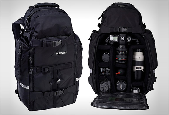 BURTON CAMERA BAG | Image