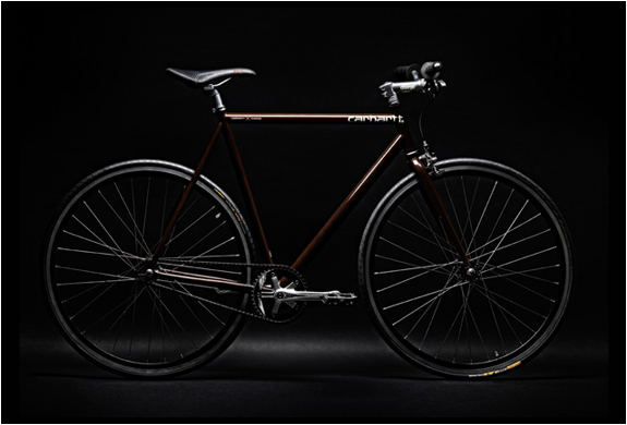 Carhartt Fixed Gear Bike | By Charge | Image
