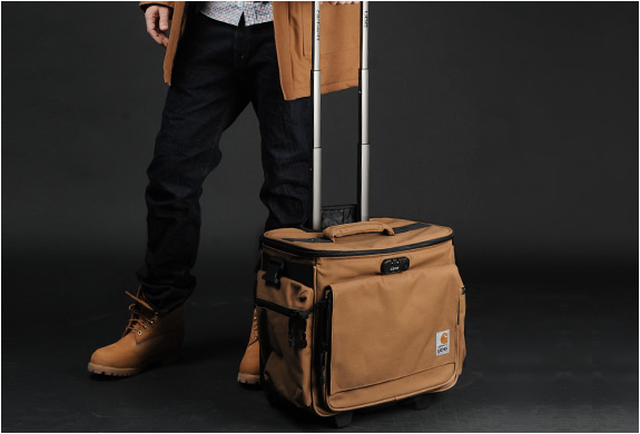 CARHARTT UDG DJ BAG | LIMITED EDITION | Image