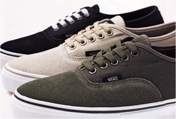 CARHARTT X VANS AUTHENTIC | Image