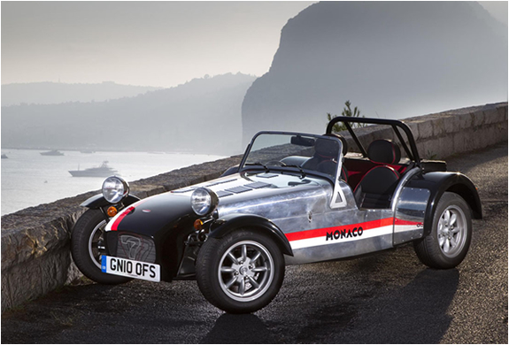 SPECIAL EDITION CATERHAM ROADSPORT 125 MONACO | Image