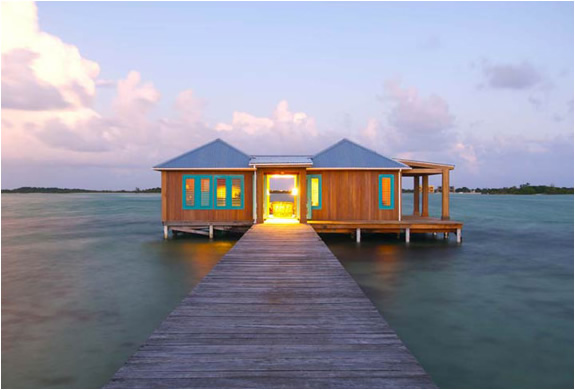 EXCLUSIVE ONE-BEDROOM OVER-WATER BUNGALOW | BELIZE | Image