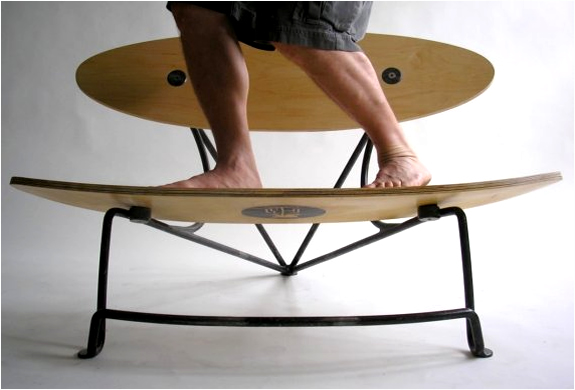 SKATE CHAIR | Image