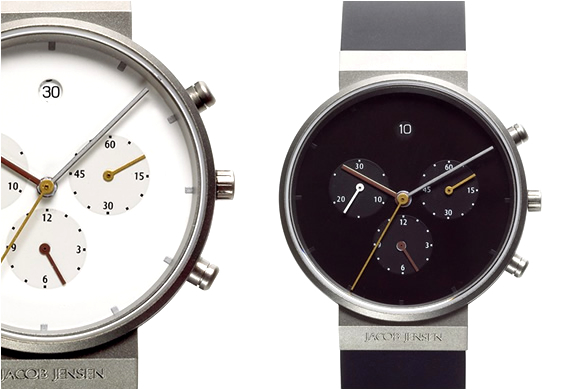 MINIMALIST WATCH | BY JACOB JENSEN | Image
