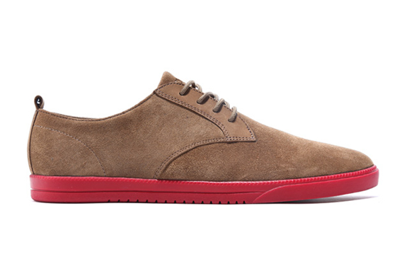 Ellington Walnut Shoe | By Clae | Image