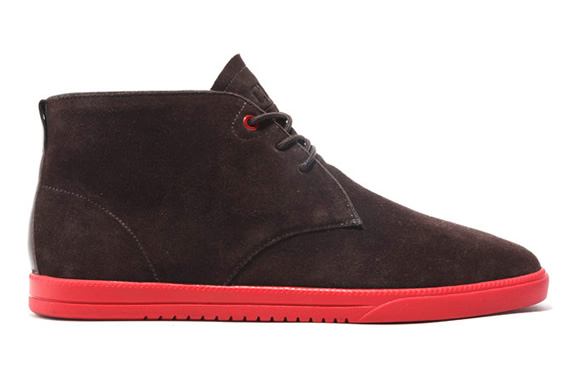 CLAE STRAYHORN MID-TOP SHOE | Image