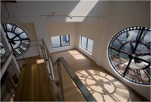 Clocktower Penthouse Apartment | Brooklyn | Image