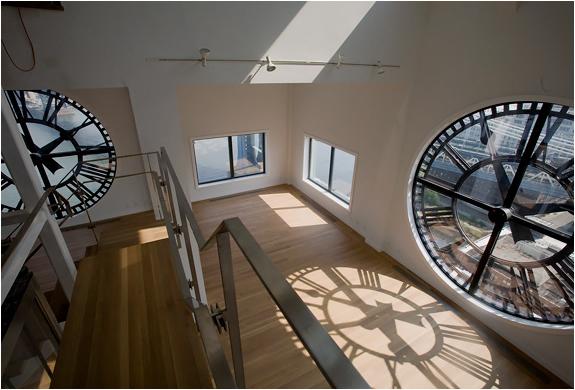 Clocktower Penthouse Apartment Brooklyn