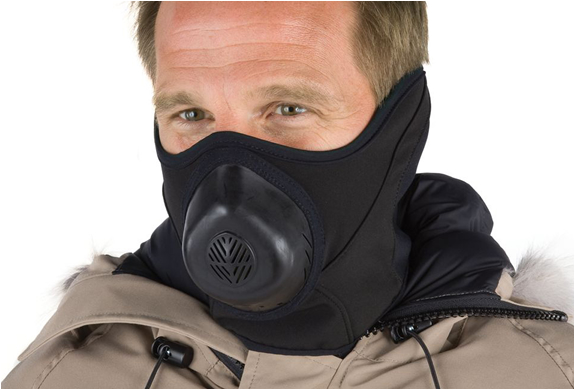 COLDAVENGER PRO | SUBZERO WARM BREATH MASK | Image