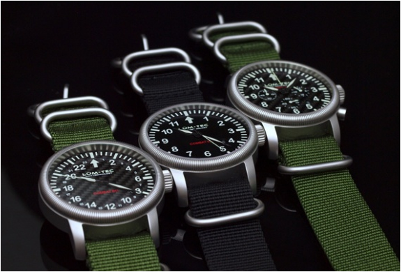 Combat B43 Watches | By Lum-tec | Image