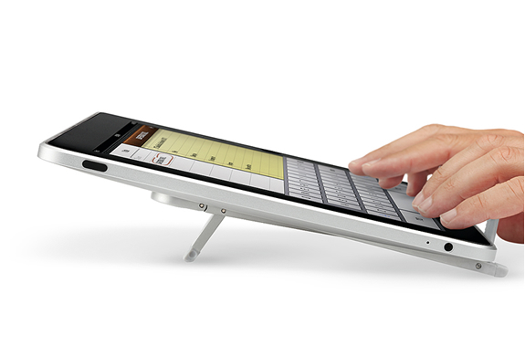 COMPASS MOBILE STAND FOR IPAD | BY TWELVESOUTH | Image