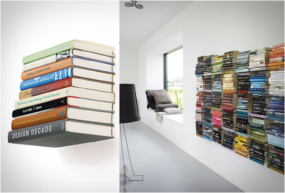 invisible shelving conceal shelf invisible bookshelf 2375