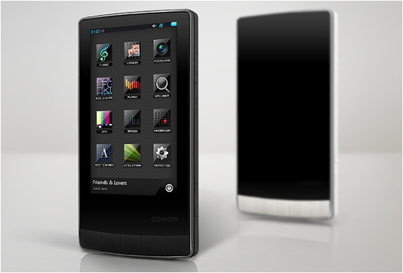 COWON J3 MP3 PLAYER | Image