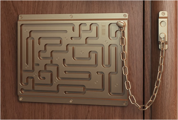 DEFENDIUS LABIRINTH DOOR CHAIN | Image