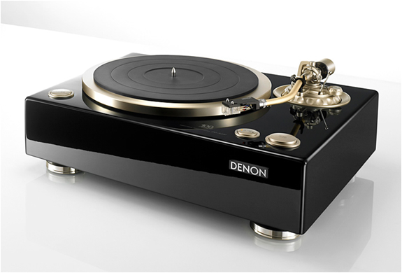 Denon 100th Anniversary Turntable | Image